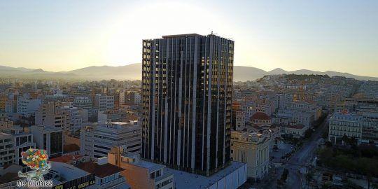 EBRD-Dimand-Prodea joint venture pronounced temporary contractors for Piraeus Tower