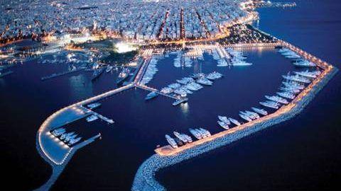 CVC Capital Partners acquired Dogus marinas in Greece