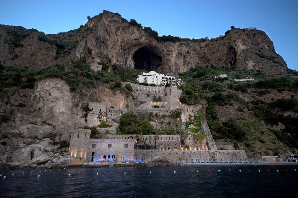 Luxury Spa hotels: Il Saraceno in Amalfi to the De Siano family from Ischia