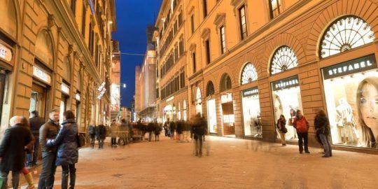 Scenari Immobiliari: steady trend of high street in city centres