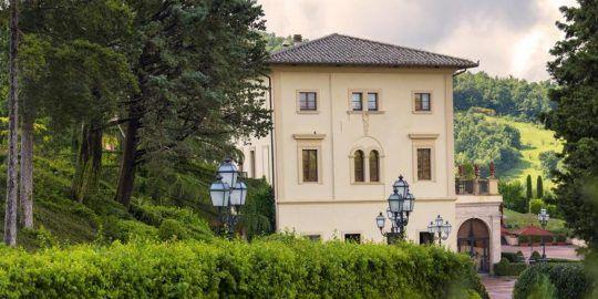 Castello Sgr transferred 15 hotels to Oaktree