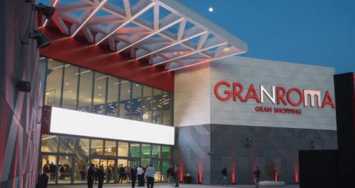Savills acquired GranRoma shopping centre