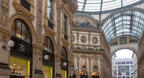 Milan: Armani got a retail space in Galleria for 1.9 million euro