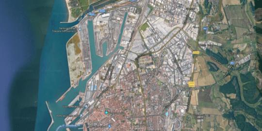 Livorno: Trinseo sold logistics asset to Sintermar