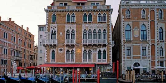 Elliott sold Bauer Hotel in Venice to Signa