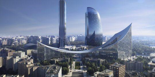 Milan: new skyscrapers in the pipeline