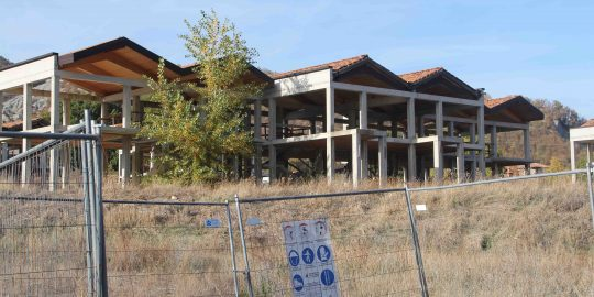 Panificio Bergamini has been awarded vacant site in Bobbio (Piacenza)