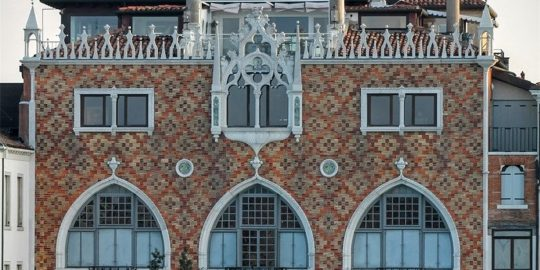 Venice: Casa dei Tre Oci sold to the Berggruen Institute