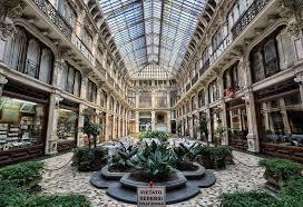Blackstone possible buyer of Galleria Subalpina in Turin