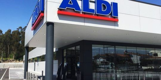 ALDI to Build a €50-Million Logistics Platform in Moita