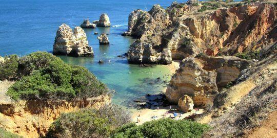 Algarve: Hotel Occupancy in December Reaches Highest Level in 20 Years