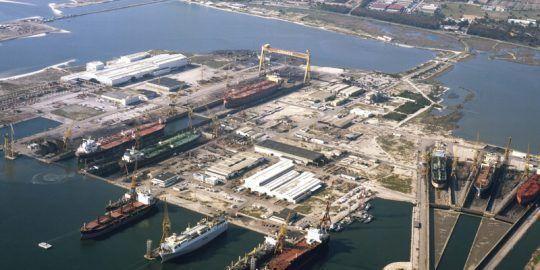 Lisnave Shipyard Land Sold to Parpública for 18,000 Euros