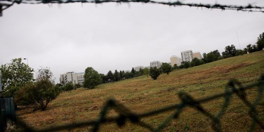 Estamo to Sell 42,000 M2 Plot of Land in Lisbon
