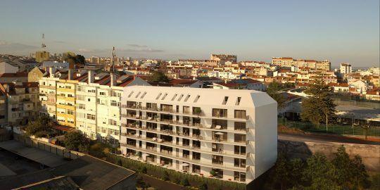 New Luxury Development to Create 35 New Flats in Graça, Lisbon