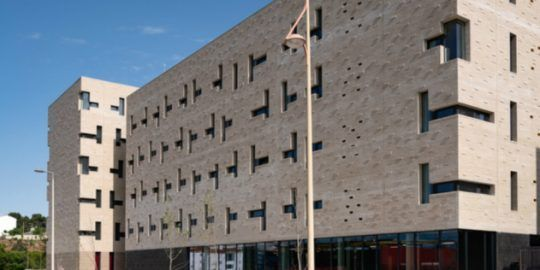 Polo da Ajuda Student Residence Inaugurated in Lisbon