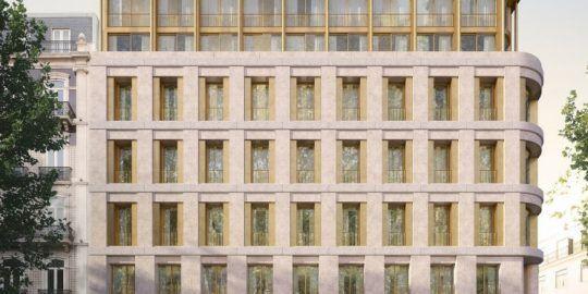 Lisbon's Liberdade 49 Converted into Luxury Residential Development