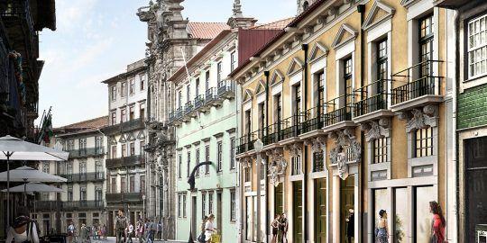 PortoBay Flores, Porto's Latest 5-Star Hotel, Opens on Rua das Flores