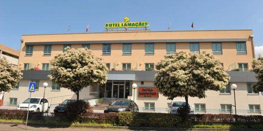 B&B Takes Over the Hotel Braga Lamaçães