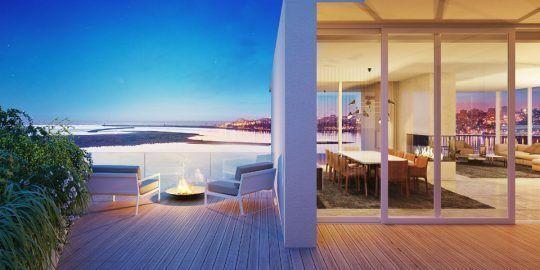 UIP to Build New Residential and Hotel Complex in Vila Nova de Gaia