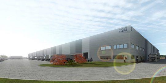Belgium's VGP to Invest €20 Million in New Logistics Facility