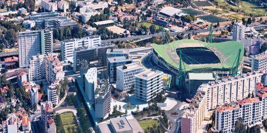 Norfin to Invest €200 Million in the Metropolis Development