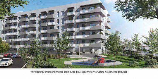 Vía Célere to Build 60-Flat Portodouro Residence