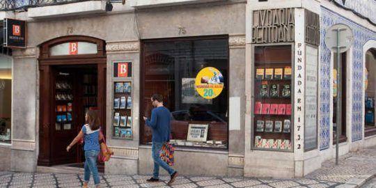 Porto Editora Acquires 400-M2 Store in Lisbon for €7.2 Million