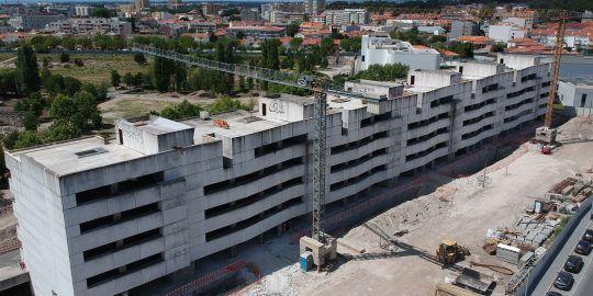 €250-Million Edge City to Go Up Between Porto and Matosinhos