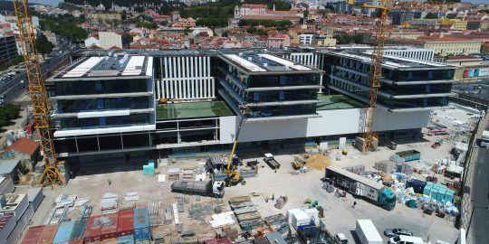Hospital CUF Tejo Opens its Doors Lisbon