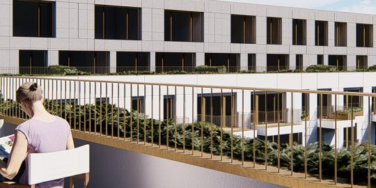 Quântico-Albatross to Build New Antas Atrium Development next to the Estádio do Dragão