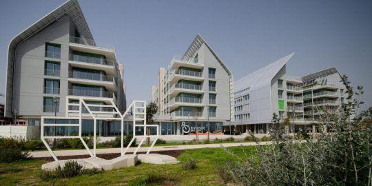 VIC Properties Concludes Riverside Village Building Project