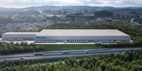 Garland Invests 30 Million Euros in New Logistics Centre