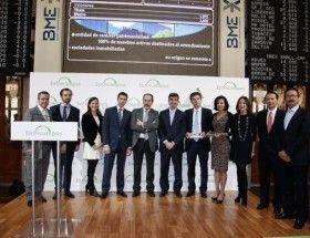 Entrecampos, the first Socimi to enter the Alternative Stock Market.